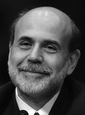 Bernanke in Pictures
